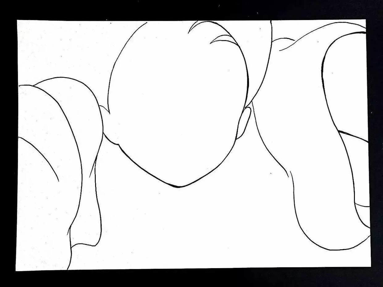 零基础马克笔手绘教程之《千与千寻》白龙