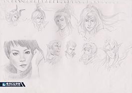 奇天CG学院,亚博在线娱乐_亚博体育下载_亚博体育下载appios,手绘作品8