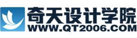 奇天CG学院logo